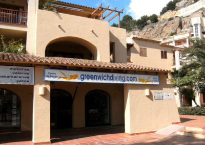GREENWICHDIVING CENTRO DE BUCEO